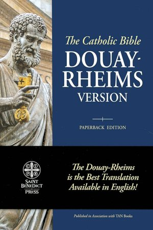 Bible - Douay-Rheims