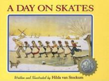 A Day on Skates / written and illustrated by Hilda Van Stockum