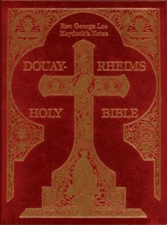Bible - Haydock, Douay Rheims
