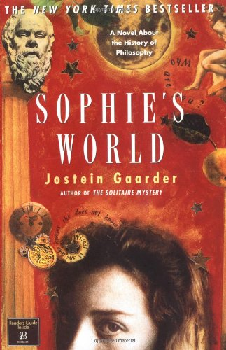Sophie's world: a novel about the history of philosophy / Jostein Gaarder; translated by Paulette Moller.