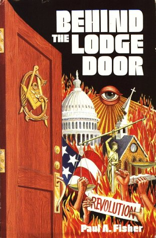 Behind The Lodge Door / Paul A. Fisher