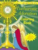 Eucharistic Adoration Colouring Book