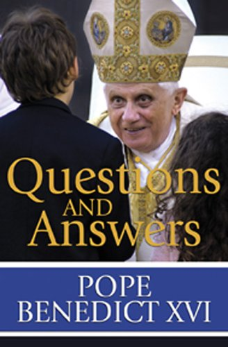 Questions and Answers / Pope Benedict XVI