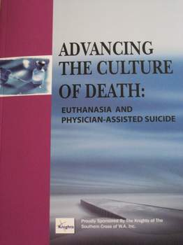 Advancing the culture of death : euthanasia and physician-assisted suicide / Peter Hung Manh Tran.