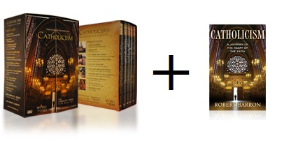 Catholicism Combo: Book & DVD Series / Fr Robert Barron